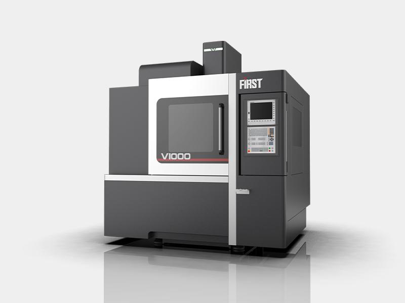 龍昌機械 - 綜合加工機 V1000