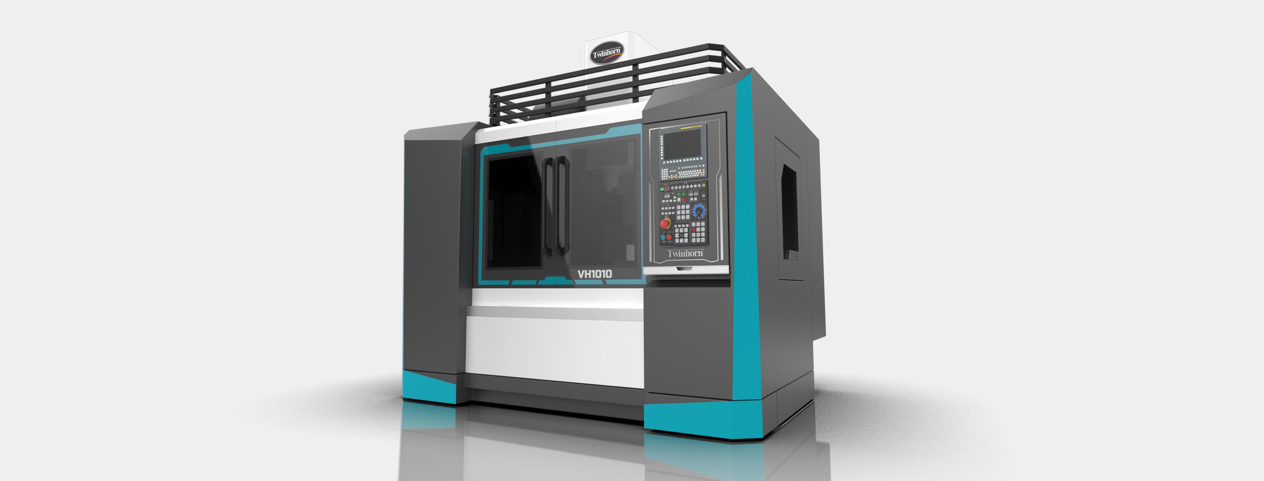 綺發機械 - CNC加工機 VH1010